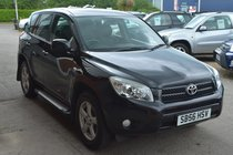 Toyota RAV4 VVTI XT4 4X4 SUNROOF*LEATHER*AUTOMATIC