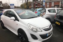 Vauxhall Corsa LIMITED EDITION/ 2 KEYS/GLASS ROOF