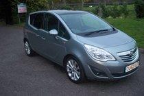 Vauxhall Meriva 1.4I 16V VVT TURBO  SE 140PS FULL SERVICE HISTORY WITH HIGH SPEC