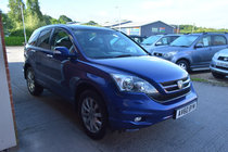 Honda CR-V I-DTEC EX DIESEL MANUAL 4 WHEEL DRIVE