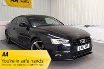 Audi A5 TDI S LINE BLACK EDITION