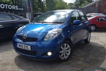 Toyota Yaris VVT-I T SPIRIT FROM £76.60 PER MONTH