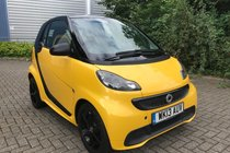 Smart ForTwo CITYFLAME EDITION MHD