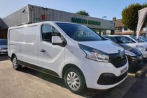 Renault Trafic LL29 BUSINESS PLUS ENERGY DCI S/R P/V