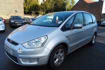 Ford S-Max 2.0TDCI ZETEC 140PS 7 SEATER