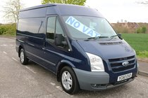 Ford Transit MWB medium roof great condition **no vat** wood lined