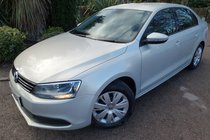 Volkswagen Jetta S TDI BLUEMOTION TECHNOLOGY