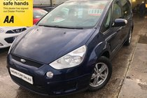 Ford S-Max ZETEC 1.8 TDCi Zetec 7 SEATER VERY CLEAN EXAMPLE ONLY 75,000 FSH PX WELCOME