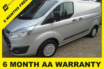 Ford Transit 270 TREND LR P/V 6 MONTH WARRANTY-12 MONTH MOT-12 MONTH SERVICE-12 MONTH AA COVER