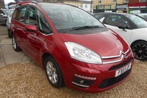 Citroen C4 Grand Picasso HDI VTR PLUS AUTOMATIC