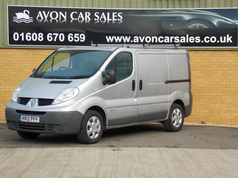 renault trafic sl29 dci s r p v avon car sales ltd. Black Bedroom Furniture Sets. Home Design Ideas