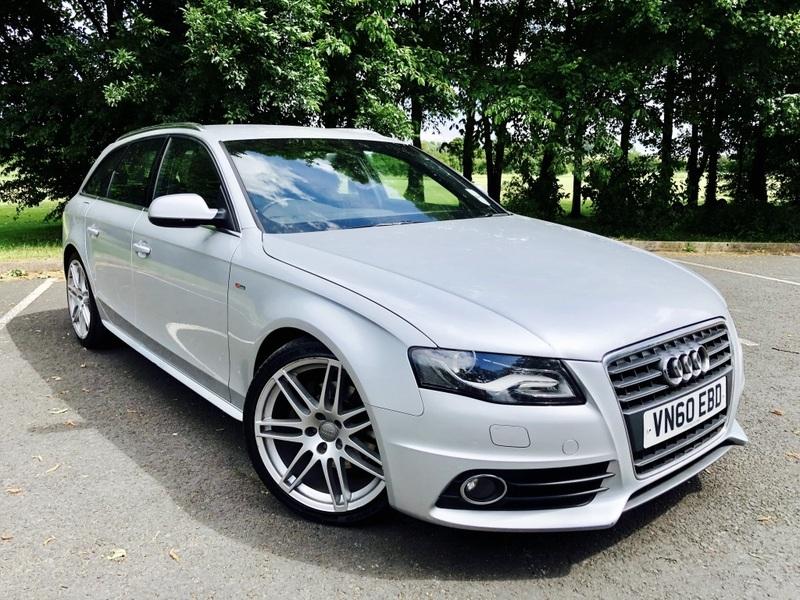 Audi A4 Avant Tdi S Line Special Edition Stratford Car Sales Ltd