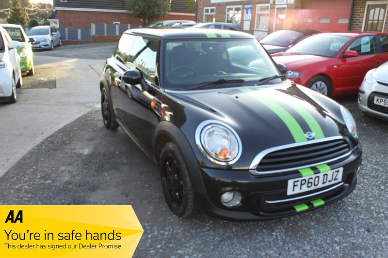 MINI Hatch 1.6
