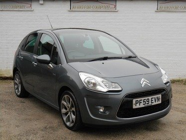 Citroen C3 1.4 VTi 16v Exclusive 5dr 1 FORMER KEEPER , A1 CONDITION