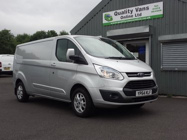 Ford Transit CUSTOM 290 Limited LR L2H2 LWB VAN *AIR CON*
