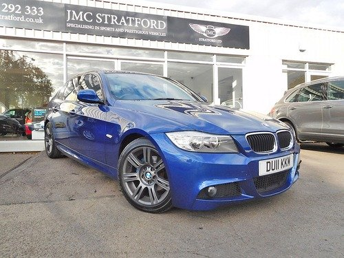 BMW 3 SERIES 2.0 320i M Sport 4dr LOW RATE FINANCE AT 6.9% APR Representative