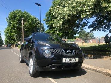Nissan Juke TEKNA DIG-T+Automatic+Full Black Leather