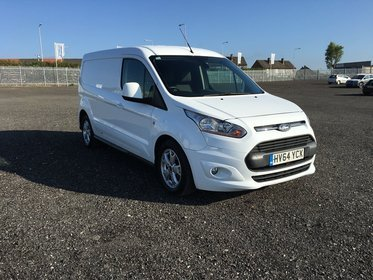 Ford Connect 1.6 CDTI L2 240 LIMITED