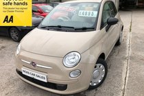 Fiat 500 POP 1.2 £30 TAX ONLY 35,000 FSH SPARE KEYS NEW MOT PX WELCOME IDEAL FIRST CAR FINANCE AVAILABLE