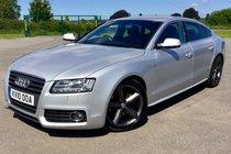 Audi A5 AUDI SPORTBACK 2.0 TFSI S LINE 5 DOOR