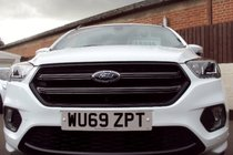 Ford Kuga 1.5 ST-LINE 2WD ECOBOOST 150 6SP AUTOMATIC SAT NAV