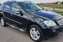 Mercedes M Class ML 320 CDI SE - FULL MOT - 85.000 MILES - ANY PX WELCOME