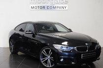 BMW 4 SERIES 430d XDRIVE M SPORT GRAN COUPE