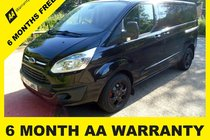 Ford Transit 270 LIMITED LR P/V ##NO VAT TO PAY##  6 MONTH AA WARRANTY - 12 MONTH MOT - FULL SERVICE - 12 MONTH AA BREAKDOWN COVER