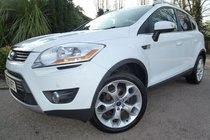 Ford Kuga Titanium 2.0TDCi 163PS AWD