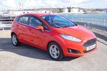 Ford Fiesta ZETEC #FINANCEAVAILABLE