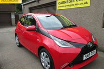 Toyota AYGO VVT-I X-PLAY - ONLY 4125 MILES, 2YRS FREE SERVICING, MAN/WARRANTY
