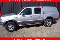Ford Ranger 2.5TD 109PS 4x4 XLT 6 MONTH WARRANTY-12 MONTH MOT-12 MONTH AA COVER-12 MONTH FULL SERVICE