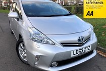 Toyota Prius Plus 1.8 VVTI-Fresh Import-Money Back Guarantee Mileage-Leather Look-Absolute Stunner