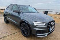 Audi Q3 TDI QUATTRO S LINE BLACK EDITION
