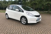 Honda Jazz I-VTEC ES PLUS
