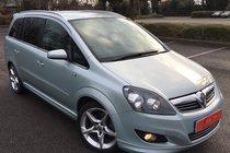 Vauxhall Zafira SRi 1.9CDTi (150PS)