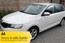 Skoda Rapid SPACEBACK SE TECH TSI SAT NAV