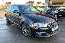 Audi A3 SPORTBACK TDI QUATTRO S LINE SPECIAL ED