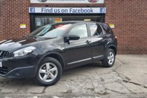 Nissan Qashqai VISIA CVT PLUS 2 ** SEVEN SEATER** BUY ZERO DEPOSIT FROM ONLY £35 A WEEK T&C APPLY