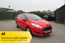 Ford Fiesta ZETEC 1 OWNER ! SERVICE HISTORY ! ZERO ROAD TAX ! RESERVE & COLLECT !
