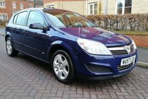 Vauxhall Astra Club 1.7CDTi (100PS)