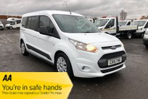 Ford Connect GRAND ZETEC TDCI