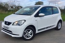 SEAT Mii SE TECHNOLOGY