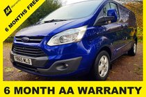 Ford Transit 270 LIMITED LR P/V 6 MONTHS WARRANTY - 12 MONTHS MOT - FULL SERVICE - 12 MONTH AA BREAKDOWN COVER