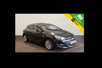 Vauxhall Astra ELITE
