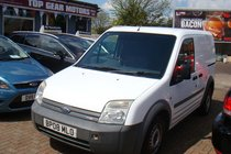 Ford Connect TDCI T200 L SWB P/V 75