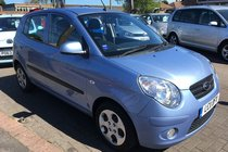 Kia Picanto 2, LOW MILEAGE, £30 ROAD TAX