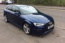Audi A3 TDI S LINE BUY NO DEP & £64 A WEEK T&C APPLY.DELIVERY CAN BE ARRANGED