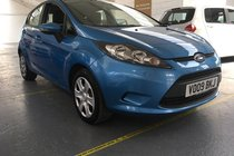 Ford Fiesta STYLE PLUS ONLY 28200 MILES!!
