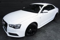 Audi A5 S line 2.0 TDI 190PS / For A Test Drive Please Call Or E-Mail Before Arrival..